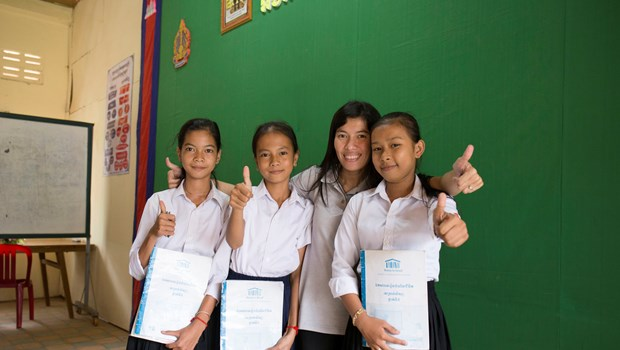 Measuring Life Skills in Cambodia