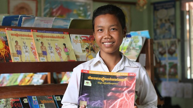Bringing a Love of Science to Cambodia's Rural Students