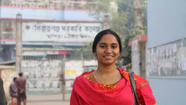 Meet Hawa: Girls' Education Program Graduate & Aspiring Policymaker