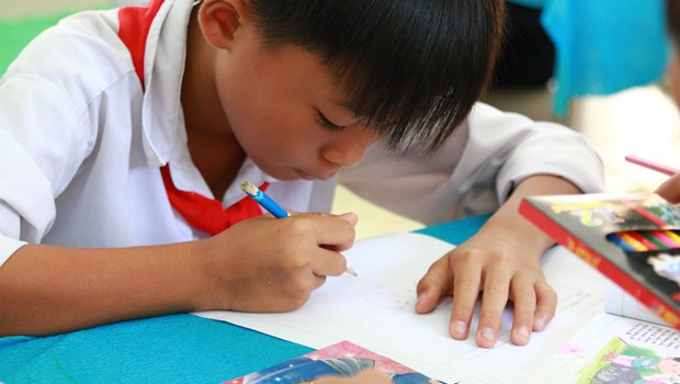 With Global Partnerships Comes System-Level, Educational Change in Vietnam