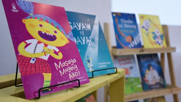 Room to Read Unveils Its First Children's Books in Filipino Language