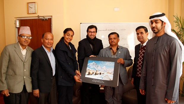 Dubai Cares & Room to Read Partner in Post-Earthquake Recovery Efforts in Nepal