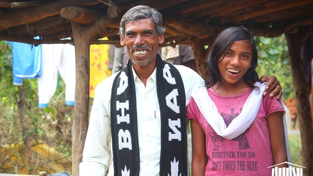Feminist Father in India Lights the Way for Gender Equality