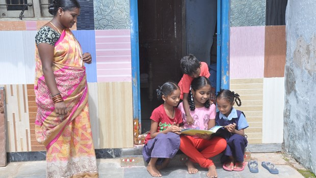 For Chenchu in India, Storytime Thrives Beyond the Library
