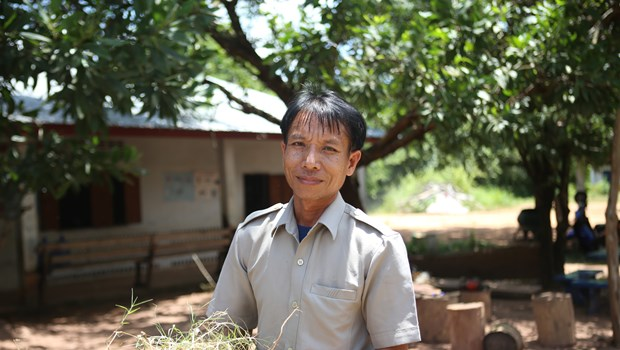 Lao Principal Brings New Life to Literacy Program