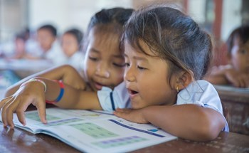 Learn about our work in Cambodia