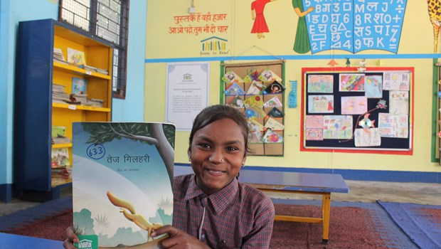 Scaling Quality Literacy Programs Across India