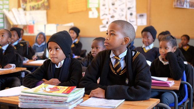 Growing a Love of Reading in South Africa
